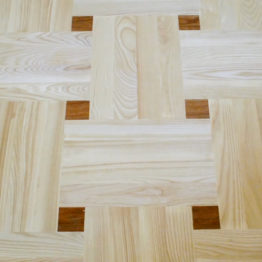 Sàn gỗ caro