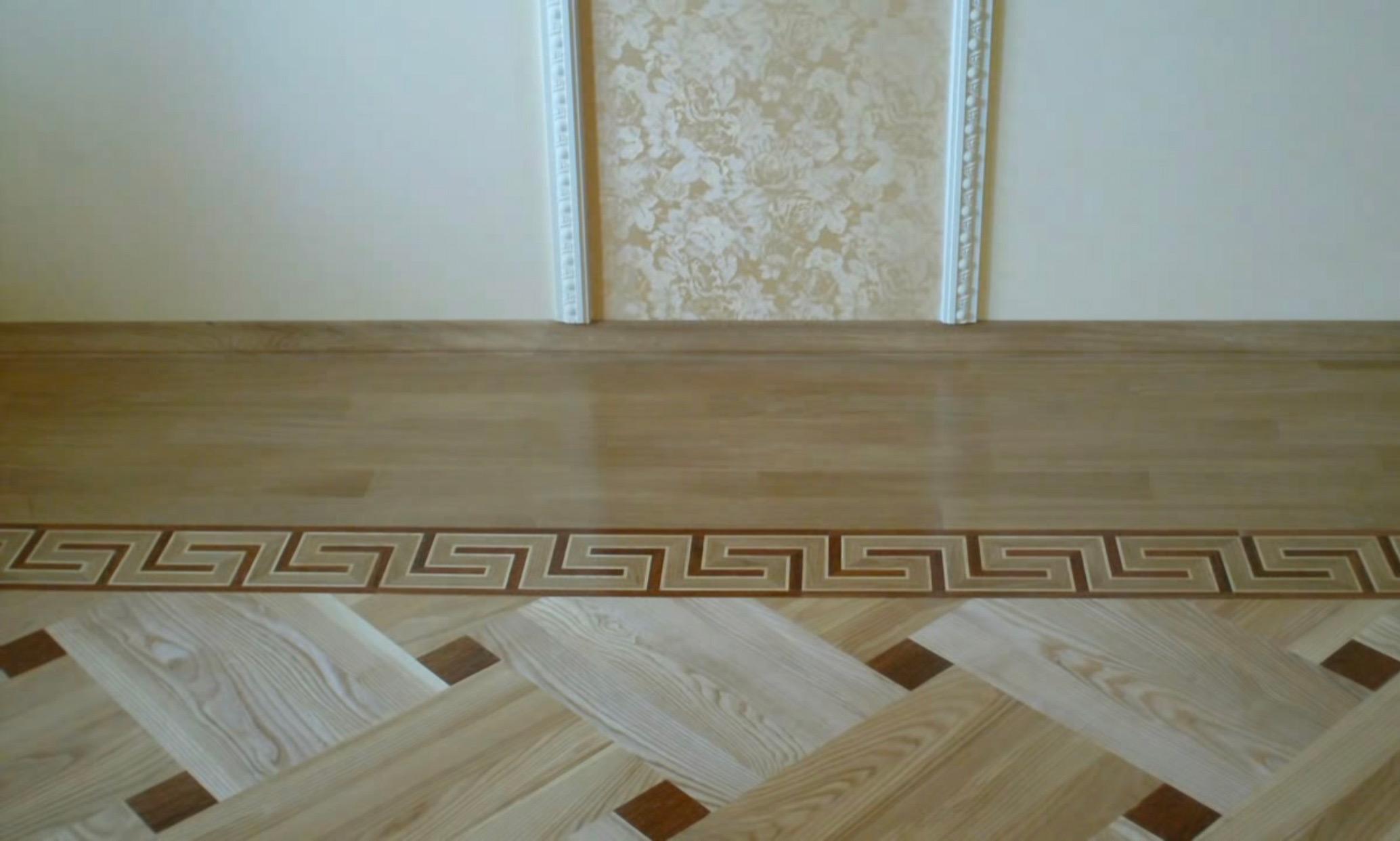 sàn gỗ caro sơn hệ gốc nước