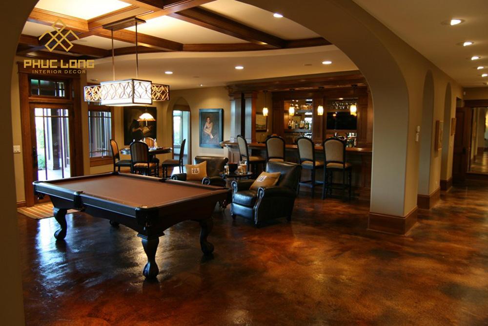 sàn gỗ epoxy