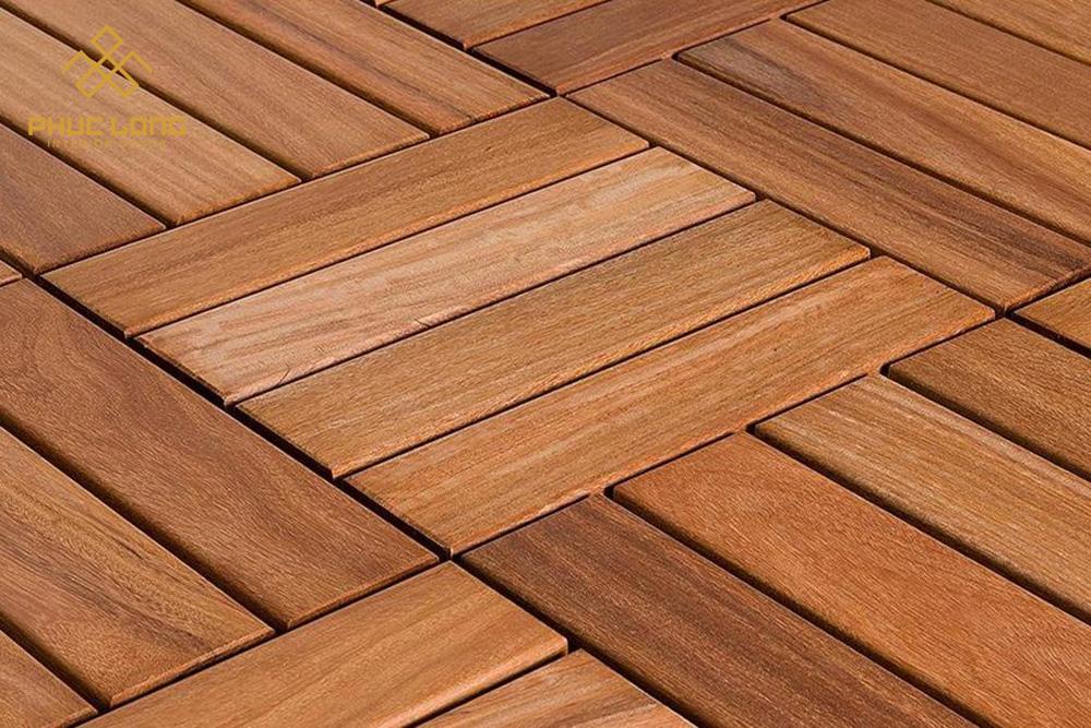 sàn gỗ ghép hình