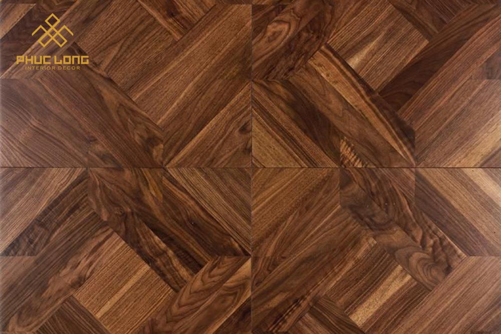 sàn gỗ hoa văn