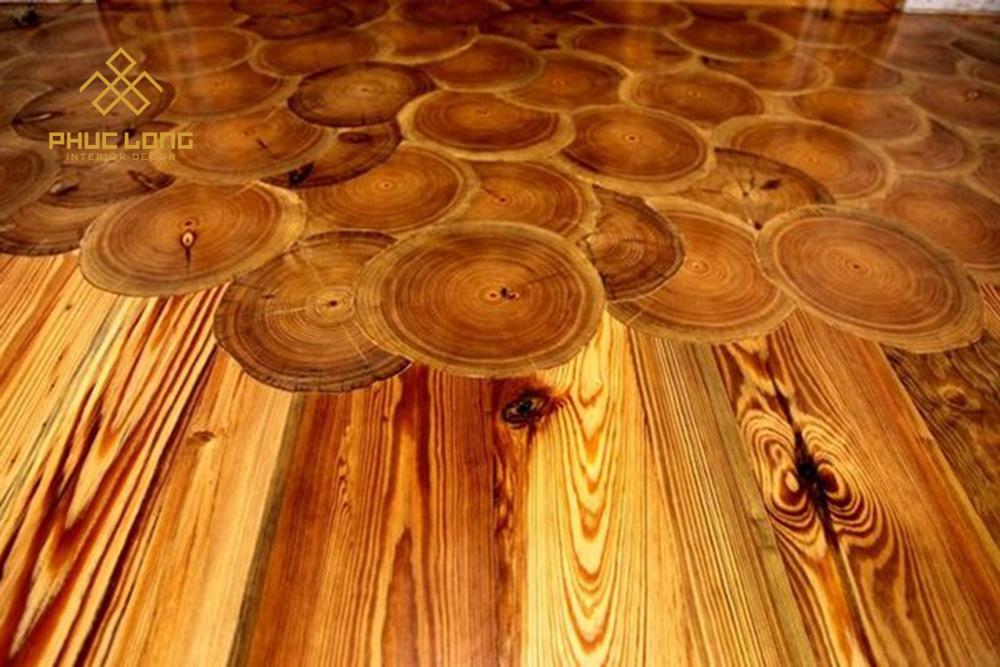 sàn gỗ nghệ thuật epoxy