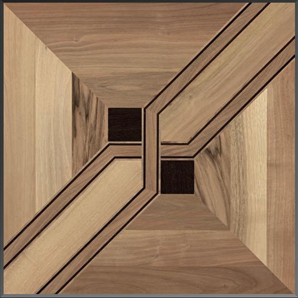 Sàn gỗ hoa văn Klimt