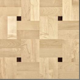 Sàn gỗ hoa văn Modigliani