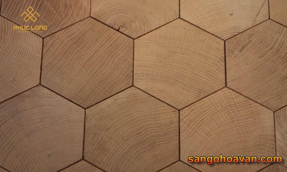 sàn gỗ sơn hệ gốc dầu