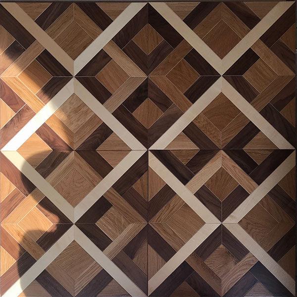 Mẫu sàn gỗ hoa văn 2021 PL001
